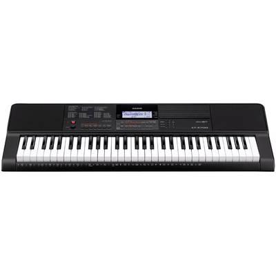 Keyboard Casio CT-X700 Schwarz inkl. Netzteil Preisvergleich