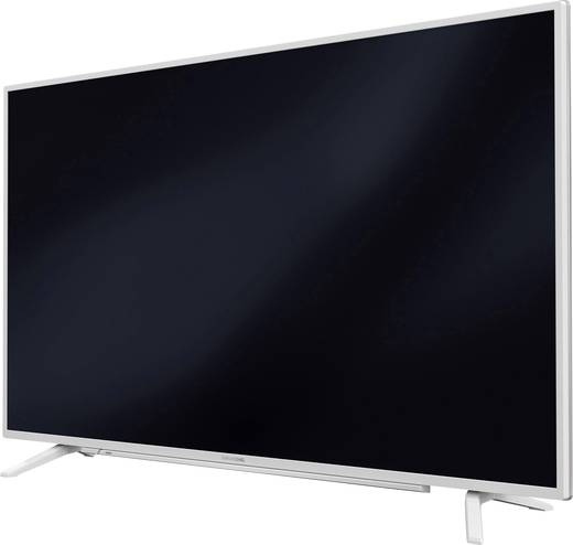 LED-TV 139 cm 55 Zoll Grundig 55 GUW 8768 EEK A CI+, DVB-C, DVB-S, DVB-T, DVB-T2, PVR ready, Smart TV, UHD, WLAN Weiß