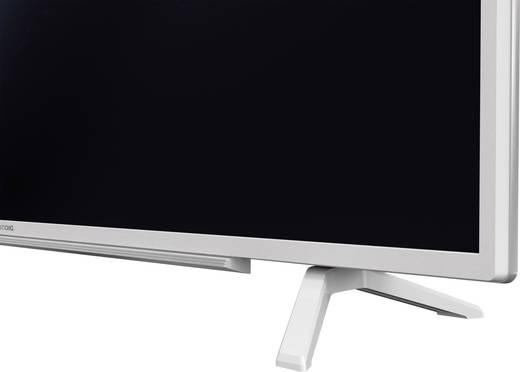 Grundig 55 GUW 8768 LED-TV 139 cm 55 Zoll EEK A CI+, DVB-C, DVB-S, DVB-T, DVB-T2, PVR ready, Smart TV, UHD, WLAN Weiß