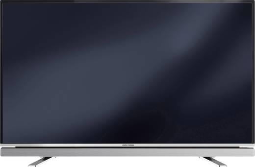 LED-TV 123 cm 49 Zoll Grundig 49 VLE 6721 BP EEK A+ CI+, DVB-C, DVB-T2, Full HD, PVR ready, Smart TV, WLAN Schwarz-Silbe
