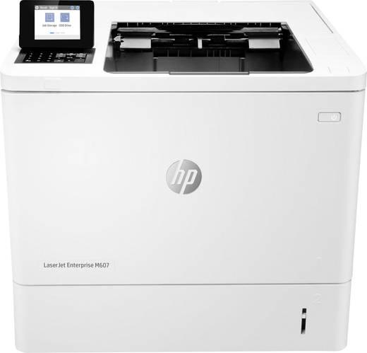 HP LaserJet Enterprise M607n Mono-Laserdrucker A4 52 S./min 1200 x 1200 dpi LAN, USB