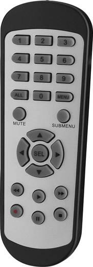 8-Kanal (AHD, Analog, HD-TVI) Digitalrecorder Monacor AXR-108