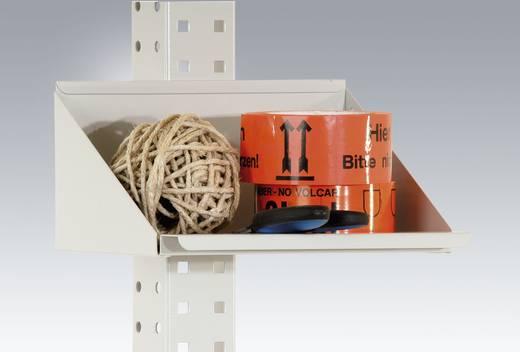 Manuflex ZB3900.0001 Ablagebox KRIEG HF0001 graugrün