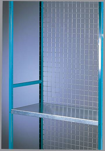 Regalrückwand (B x H x T) 1000 x 2000 x 10 mm Eisendraht verzinkt Verzinkt Manuflex RZ0201