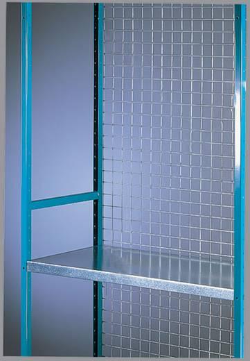 Regalrückwand (B x H x T) 1000 x 2500 x 10 mm Eisendraht verzinkt Verzinkt Manuflex RZ0208