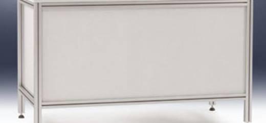 Manuflex ZB8001 Blenden für Kastentisch 1000x600x750 Bestehend aus: 2 x Seitenblende, 1 x Rückblende