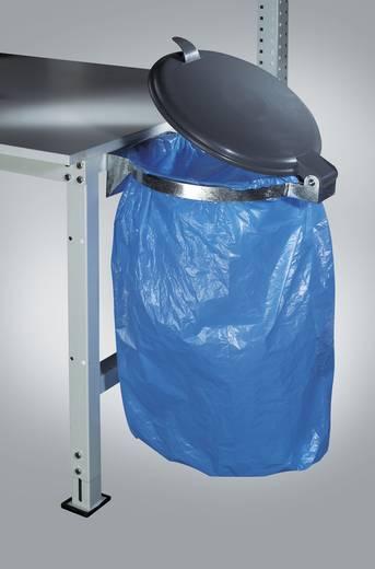 Manuflex ZB3574 Müllsackhalter D=370/D=315 für Müllsäcke 70-120 l ohne Klemmring ohne Deckel