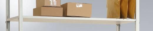 Fachboden Melamin Traglast (max.): 30 kg Licht-Grau Manuflex AS1400