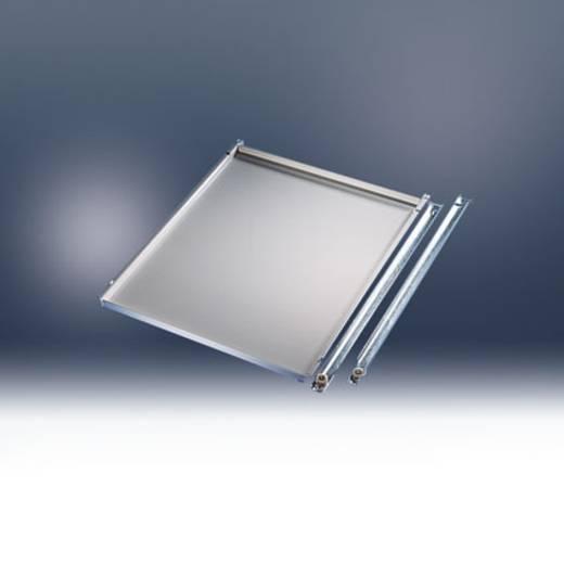 Manuflex SP0036.6011 Ausziehboden BxTxH 460x545x25 RAL6011 resedagrün