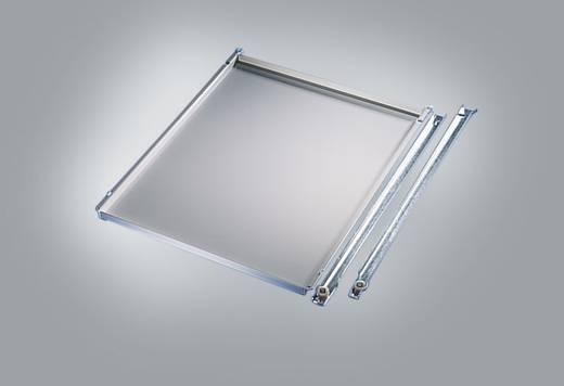 Ausziehboden BxTxH 460x545x25 mm RAL7035 lichtgrau