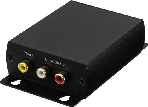 HDMI-Konverter Monacor HDRCA-100CON