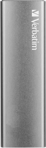 Externe SSD Festplatte 240 GB Verbatim Vx500 Spacegrau USB 3.1