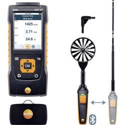Anemometer testo 440 Set1 delta P 0563 4409, Kalibrované podľa výrobca s certifikátom