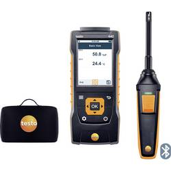 Vlhkomer vzduchu (hygrometer) testo 440 Set RH, 0 % rF 0563 4404