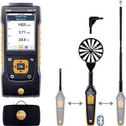 Anemometer testo 440 Set2 delta P 0563 4410, Kalibrované podľa výrobca s certifikátom