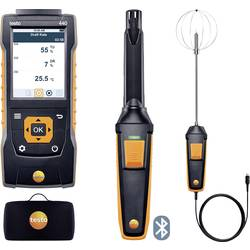 Anemometer testo 440 Set 0563 4408, 0 - 10000 ppm