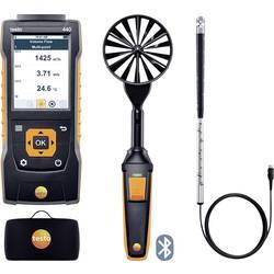 Anemometer testo 440 Set2 0563 4407, Kalibrované podľa výrobca s certifikátom