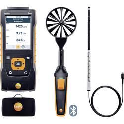 Anemometer testo 440 Set1 0563 4406, Kalibrované podľa výrobca s certifikátom