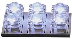 Image of HP Autozubehör 26286 LED Innenraumleuchte 12 V LED (L x B) 30 mm x 20 mm