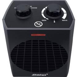 Vykurovací ventilátor Steba Germany FH 504 39.50.00, 20 m², 1000 W, 2000 W, čierna