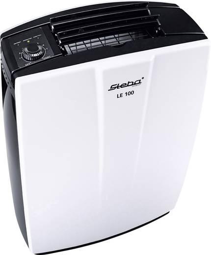 Luftentfeuchter 20 m² 250 W 0.42 l/h Weiß, Schwarz Steba Germany LE 100