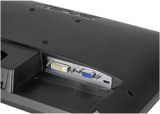 Asus VT168H Touchscreen-Monitor 39.6 cm (15.6 Zoll) EEK A+ (A+ - F) 1366 x 768 Pixel HD 5 ms HDMI™, VGA, USB TN LCD