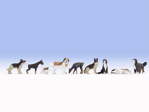NOCH 36717 N Figuren Hunde