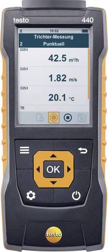 Anemometer testo 440 Set 0563 4400 Kalibriert nach Werksstandard (mit Zertifikat)