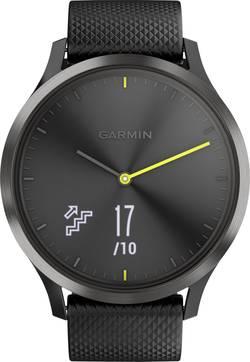 Image of Garmin vivomove HR Smartwatch L Schwarz