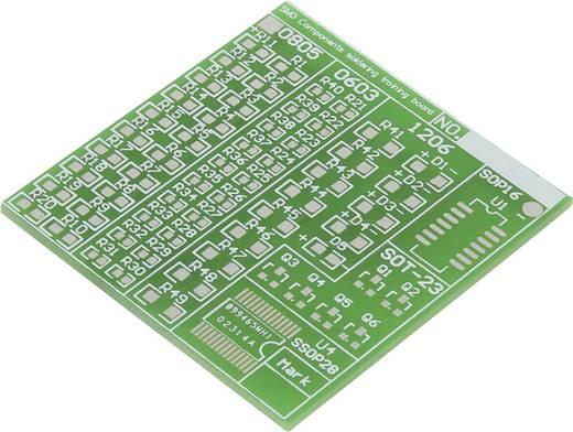Experimentierplatine (L x B) 48 mm x 50 mm TRU COMPONENTS PCB-SMD485016 Inhalt 1 St.