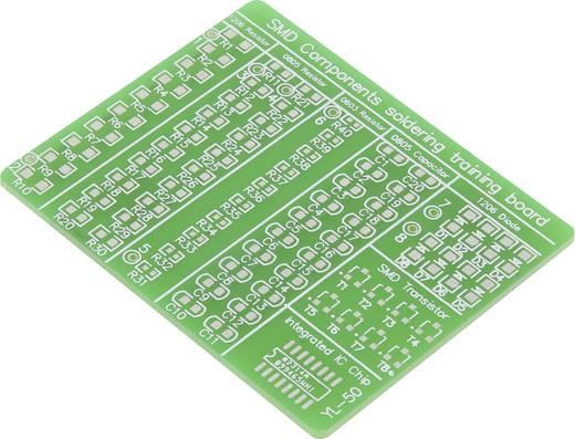 TRU COMPONENTS PCB-SMD665316 Experimentierplatine (L x B) 66 mm x 53 mm Inhalt 1 St.