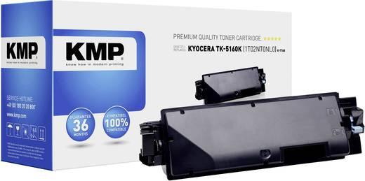 KMP Toner ersetzt Kyocera TK-5160K Kompatibel Schwarz 16000 Seiten K-T76B