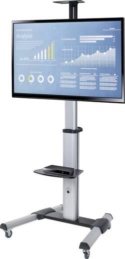 """TV kolečkový vozík SpeaKa Professional PREM-LINE XL, naklápěcí, otočný, 94,0 cm (37"""") - 177,8 cm (70"""")"""