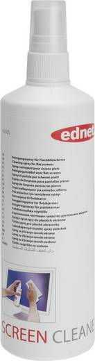 ednet LCD, LED, Plasma, TFT Bildschirmreiniger 250 ml Screen Cleaner 63005 1 St.
