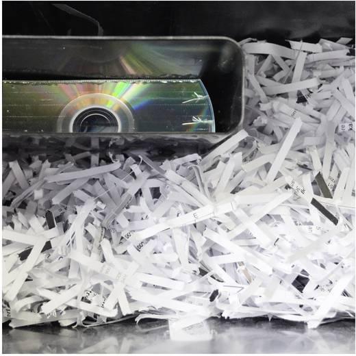 ednet X7CD Aktenvernichter Partikelschnitt 4 x 45 mm 15 l Blattanzahl (max.): 7 Sicherheitsstufe 3 Vernichtet auch CDs,