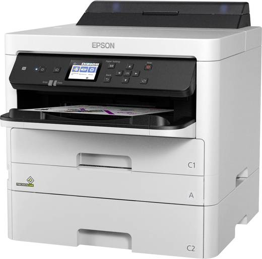 Epson WorkForce Pro WF-C5210DW Tintenstrahldrucker A4 LAN, WLAN, NFC, Duplex