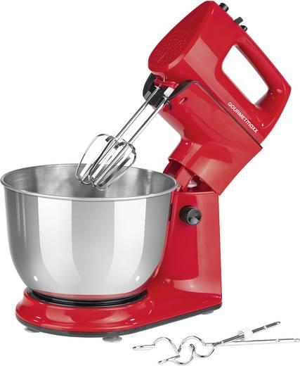 Küchenmaschine GourmetMaxx 300 W Rot