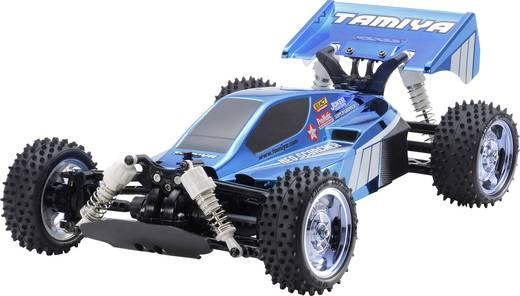 Tamiya Neo Scorcher Blue Met. Brushed 1:10 RC Modellauto Elektro Buggy Allradantrieb Bausatz