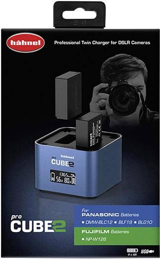 kamera ladeger t pro cube 2 fuji panasonic h hnel 10005730 passender akku liion nimh kaufen. Black Bedroom Furniture Sets. Home Design Ideas