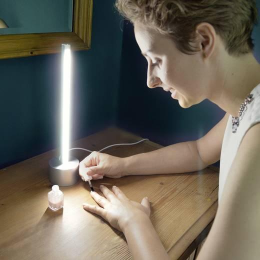 LED-Stylinglight 5 W Tageslicht-Weiß X4-LIFE 701572 Grau