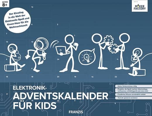 Adventskalender MAKERFACTORY Elektronik-Adventskalender für Kids