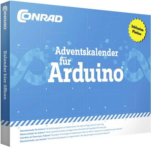 Adventskalender Conrad Adventskalender für Arduino®