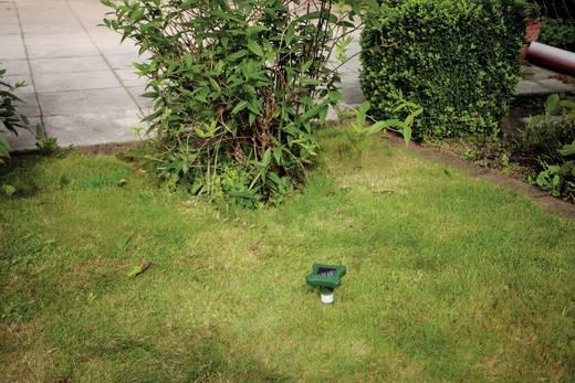 Tiervertreiber Vibration Gardigo Alu Wirkungsbereich 700 m² 1 St.