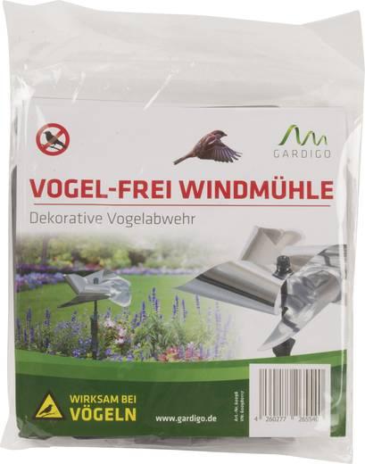 Vogelvertreiber Abschreckung Gardigo Bird-Scare Windmill 1 St.