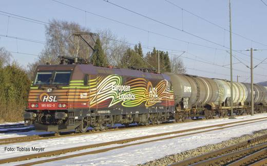 Fleischmann 738809 N E-Lok BR 185 der HSL