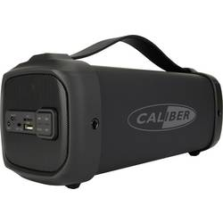 Bluetooth® reproduktor Caliber Audio Technology HPG425BT AUX, FM rádio, SD, USB, čierna