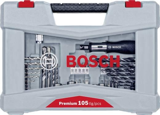 Bohrer- und Bit-Sortiment 105teilig Bosch Home and Garden 0615991FA9