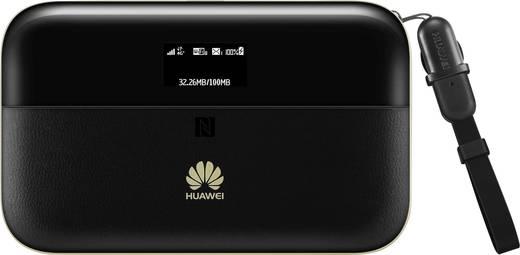 Huawei E5885LH Mobiler 4G-WLAN-Hotspot bis 10 Geräte 300 MBit/s Powerbank-Funktion Schwarz