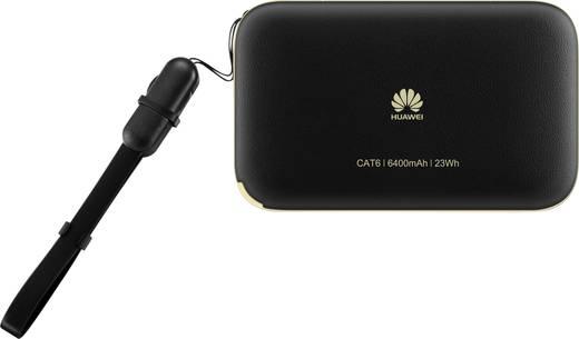 Huawei E5885Ls-93a Mobiler 4G-WLAN-Hotspot bis 10 Geräte 300 MBit/s Powerbank-Funktion Schwarz