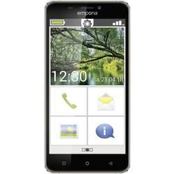 "Smartfón pre seniorov Dual SIM Emporia Smart 2, 12.7 cm (5 "", 16 GB, 8 MPix, tmavomodrá"